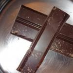 Schokolade zergehen