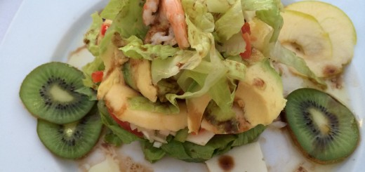 Tropical Salat