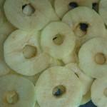 Verkehrter Apfelstrudel