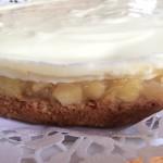 Apfel-Pudding-Torte