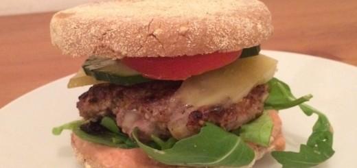 Vollkornburger