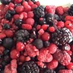 Topfen-Beeren-Auflauf