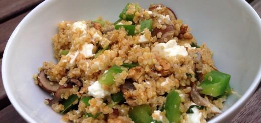 Quinoa-Bulgur-Mischung