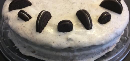 Oreo-Mohn-Torte