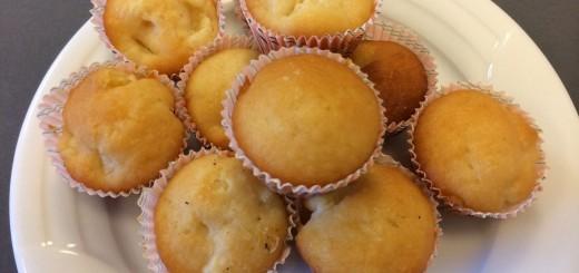 Ananas-Kokos-Muffin