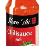 Chilisauce-süß