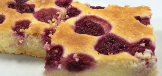 Himbeer-Topfen-Kuchen
