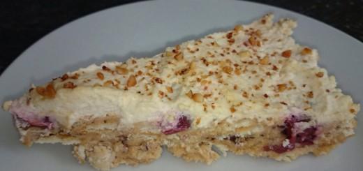 Kirsch-Keks-Torte