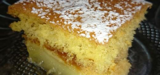 Apfel-Marillen-Kuchen