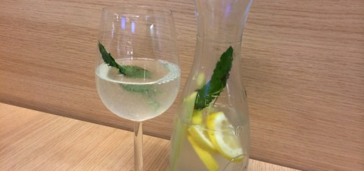 Zitronen-Lemongrass-Limonade