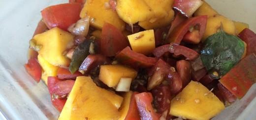 Tomango Salat