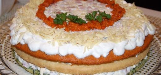 Pikante Torte